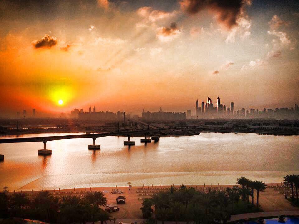Sunset Palm Dubai
