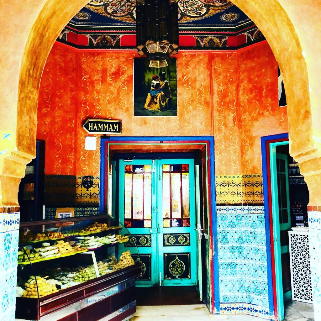 Hammam of Paris Cafe / Restaurant