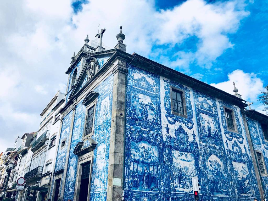 Porto Porcelain Church