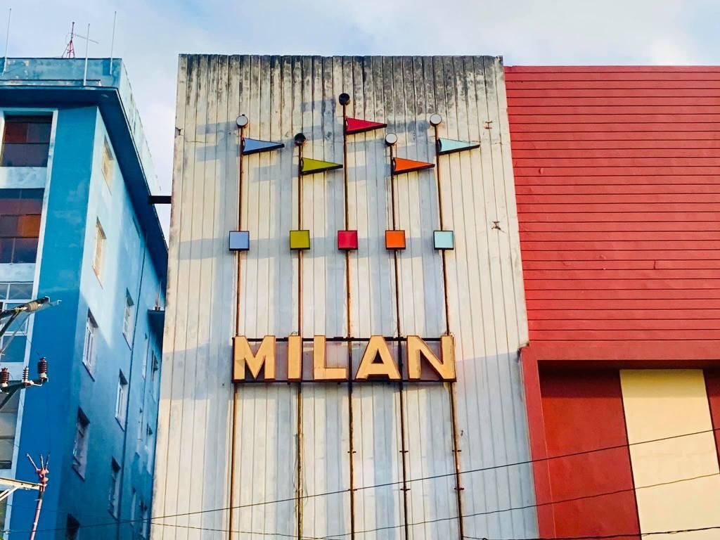Milan, 1950's architecture, Havana
