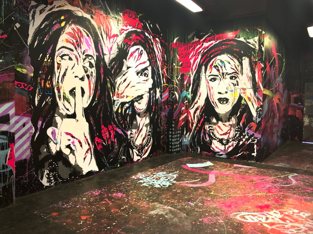 Scream Art Room