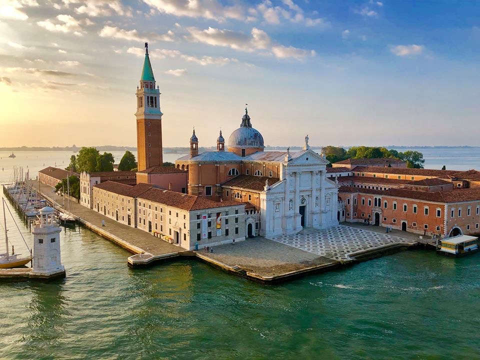 Above Venice