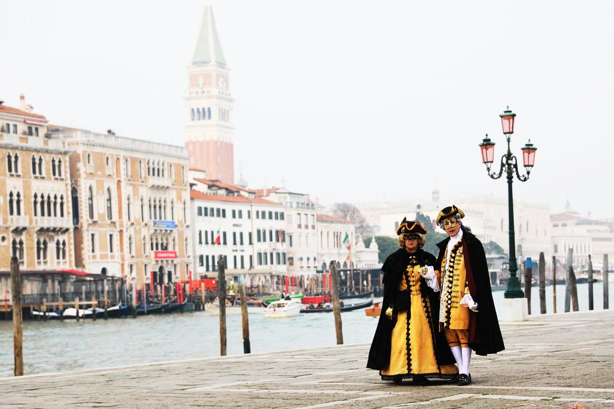 Venice Carnival 2020