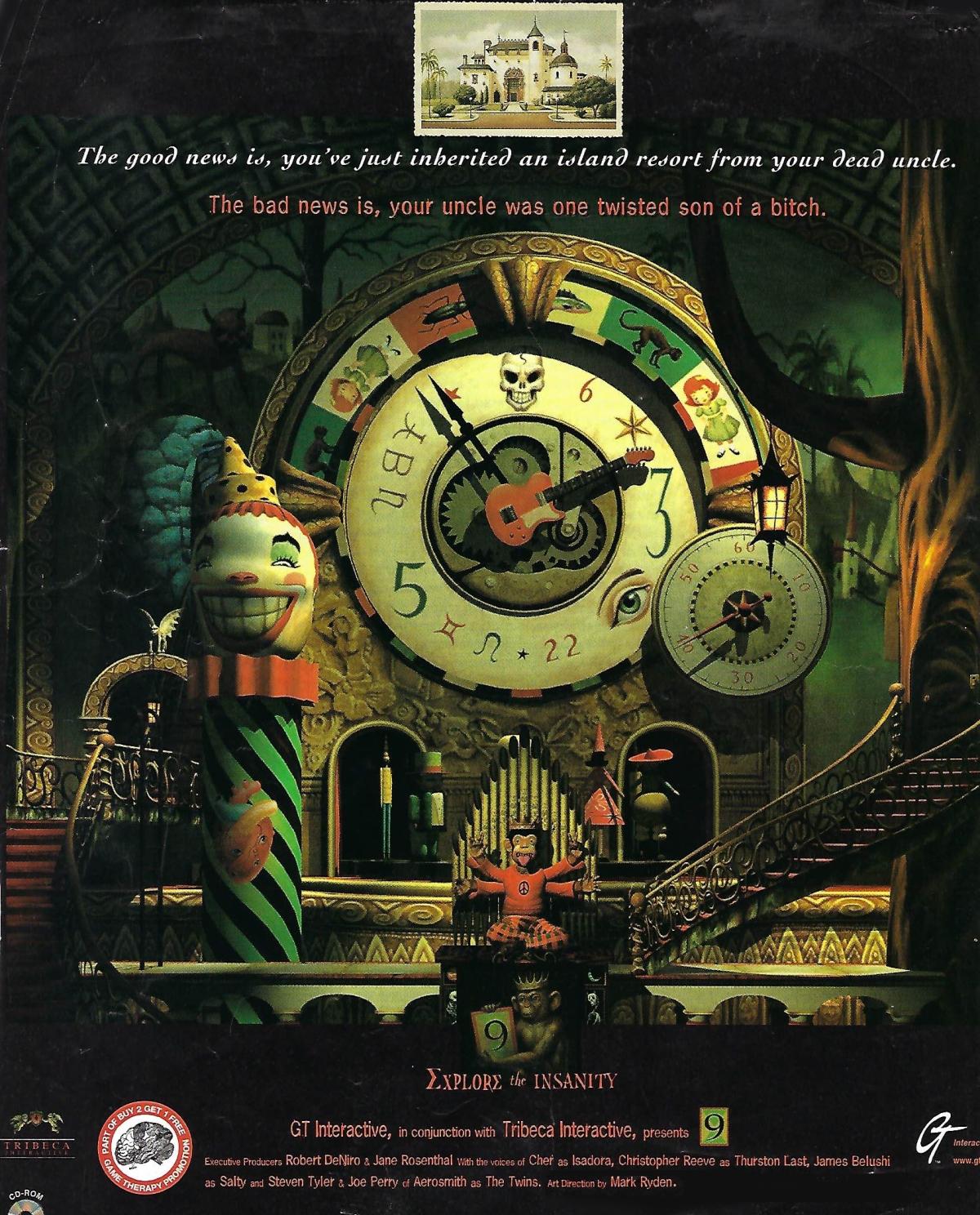 Nine: The LastResort